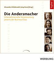 Buchcover: Die Andersmacher